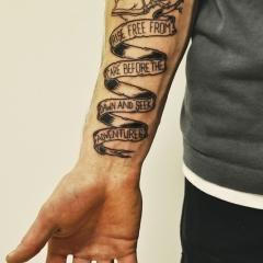 Прикольные татуировки для мужчин фото