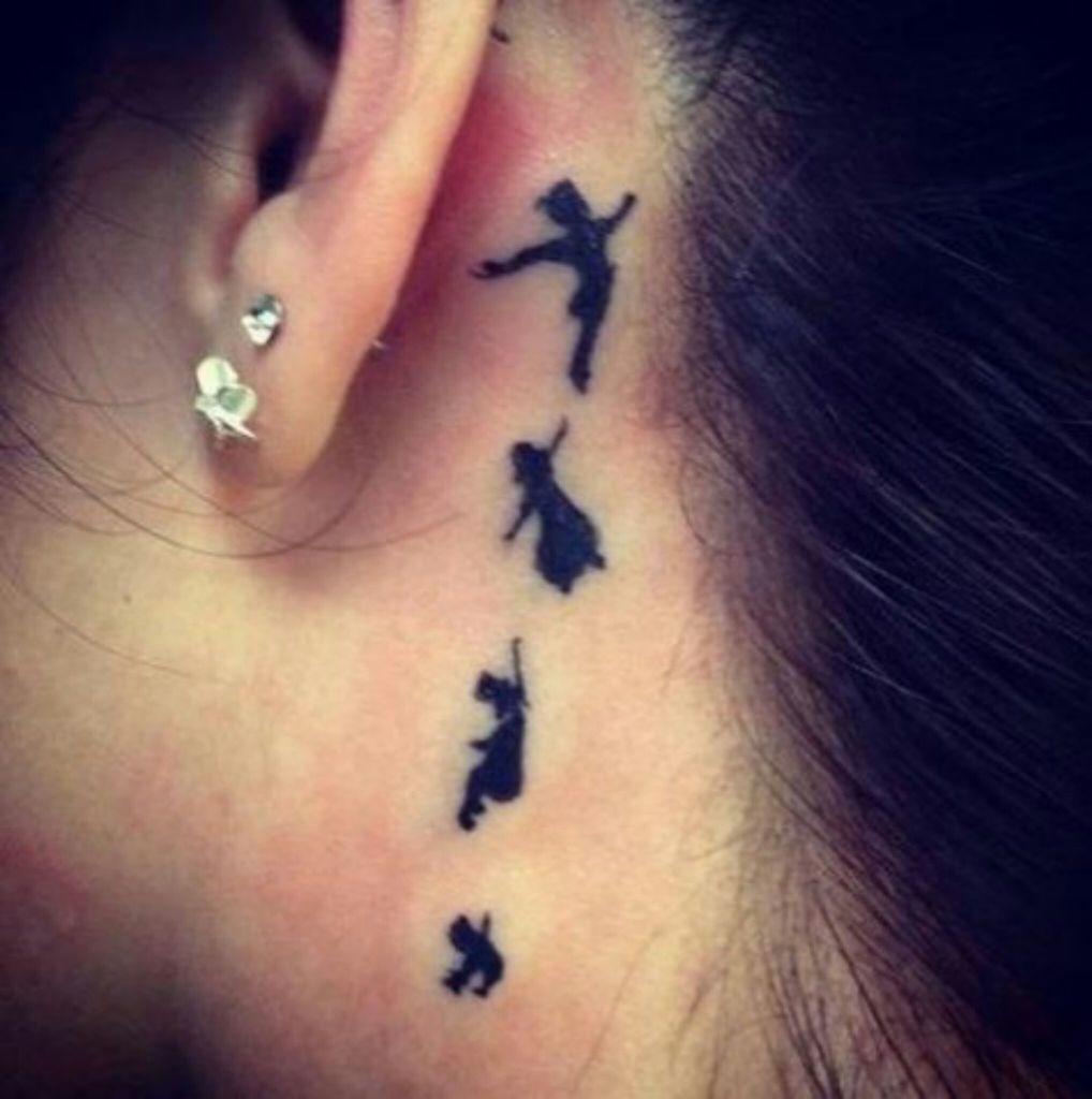 маленькие татуировки со смыслом для девушек