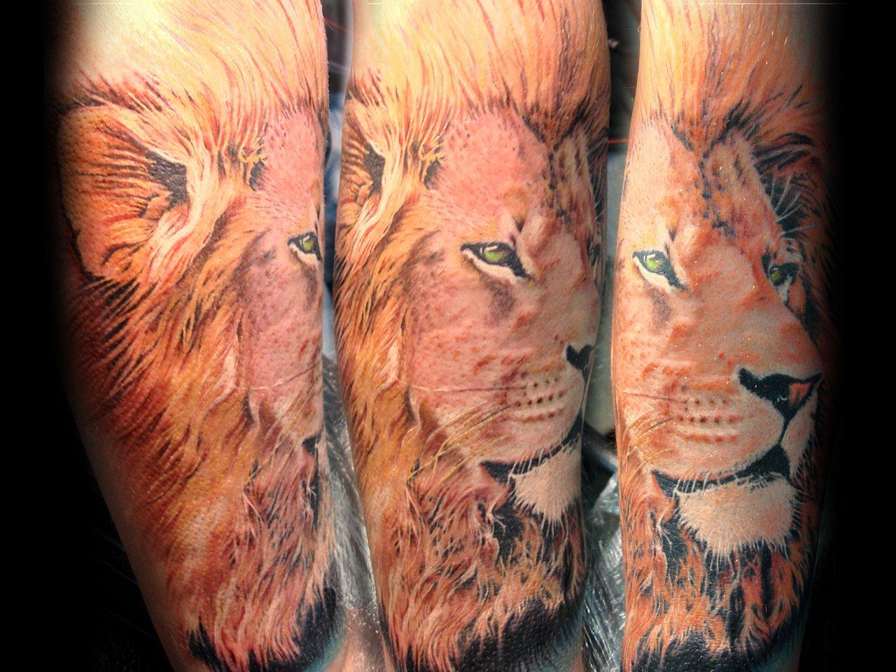 Значение тату львица: смысл, история и фото готовых татуировок 80