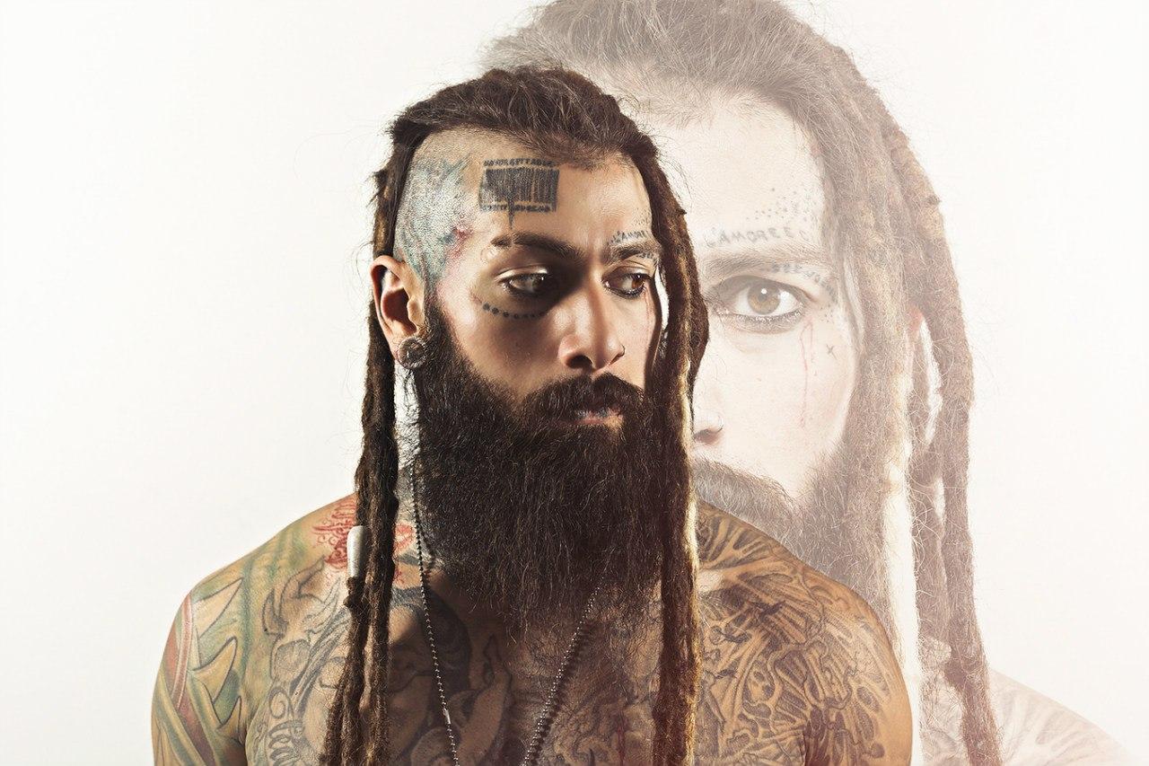 борода белая фото