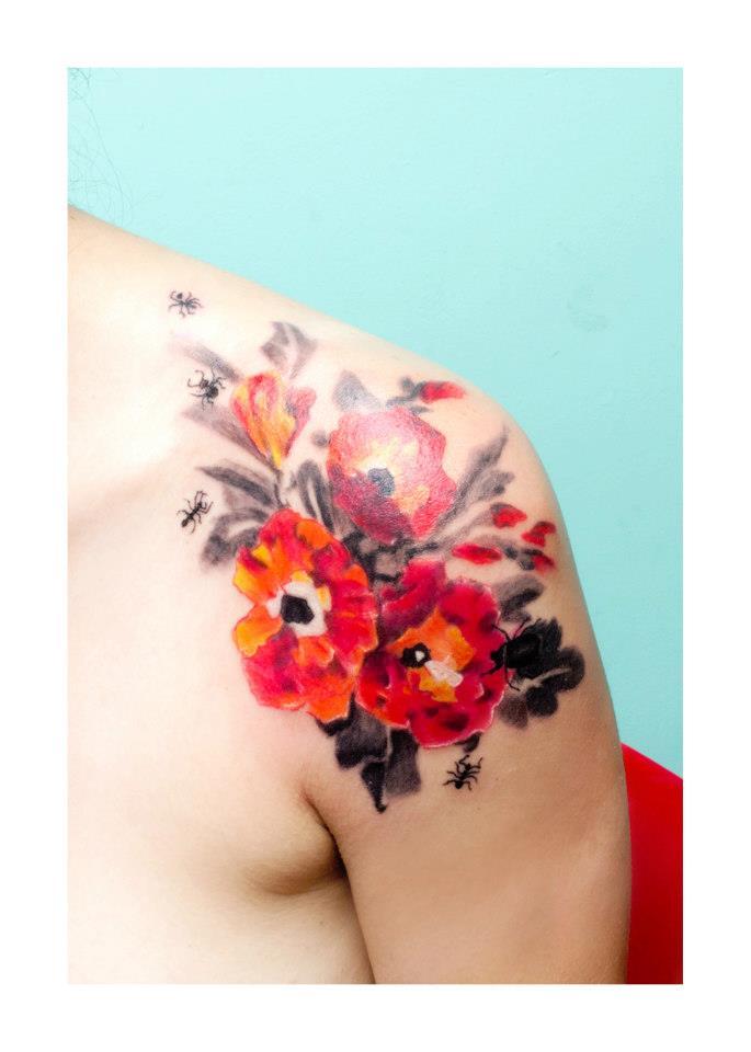 Poppy carballo
