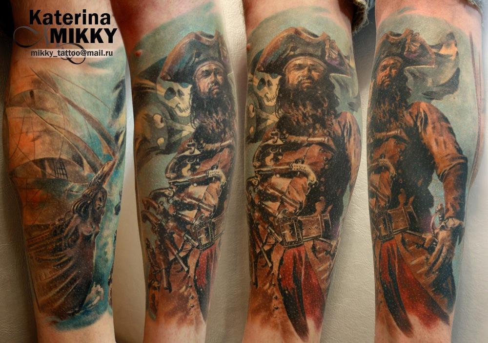 ... корабль - значение, эскизы тату и фото: uniquetattoo.ru/ship