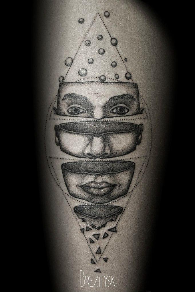 Илья брезинский тату