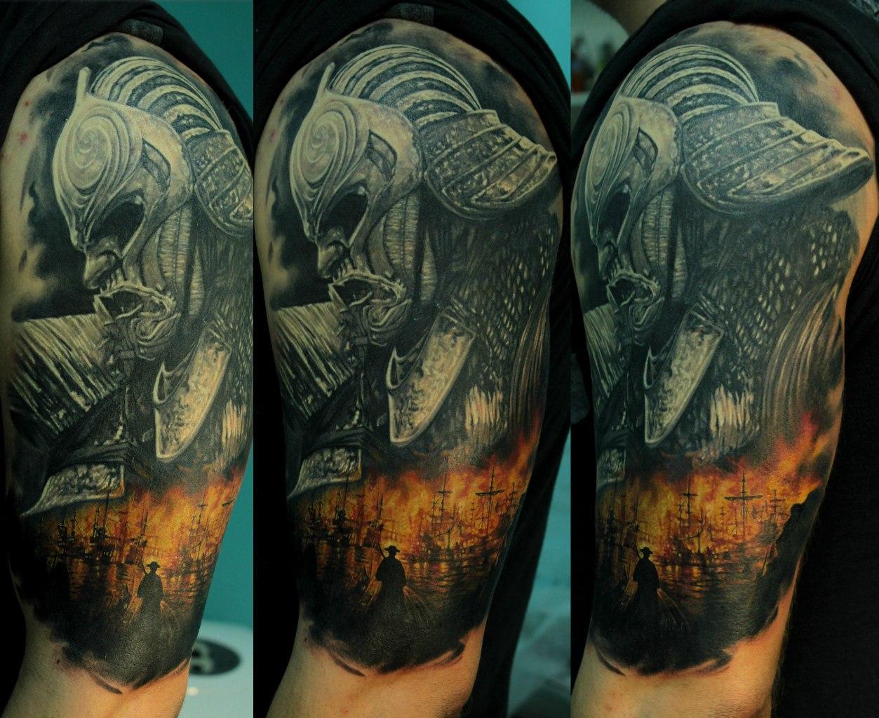 Лучшая татуировка в мире фото