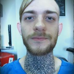 Фото татуировок на шее