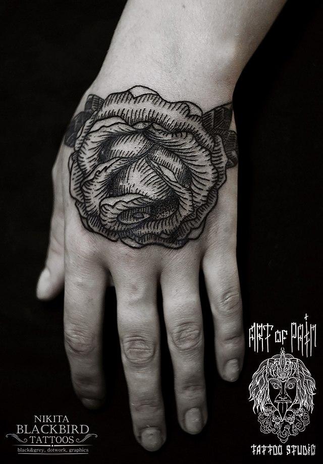 Татуировка третий глаз - значение, эскизы тату и фото 22