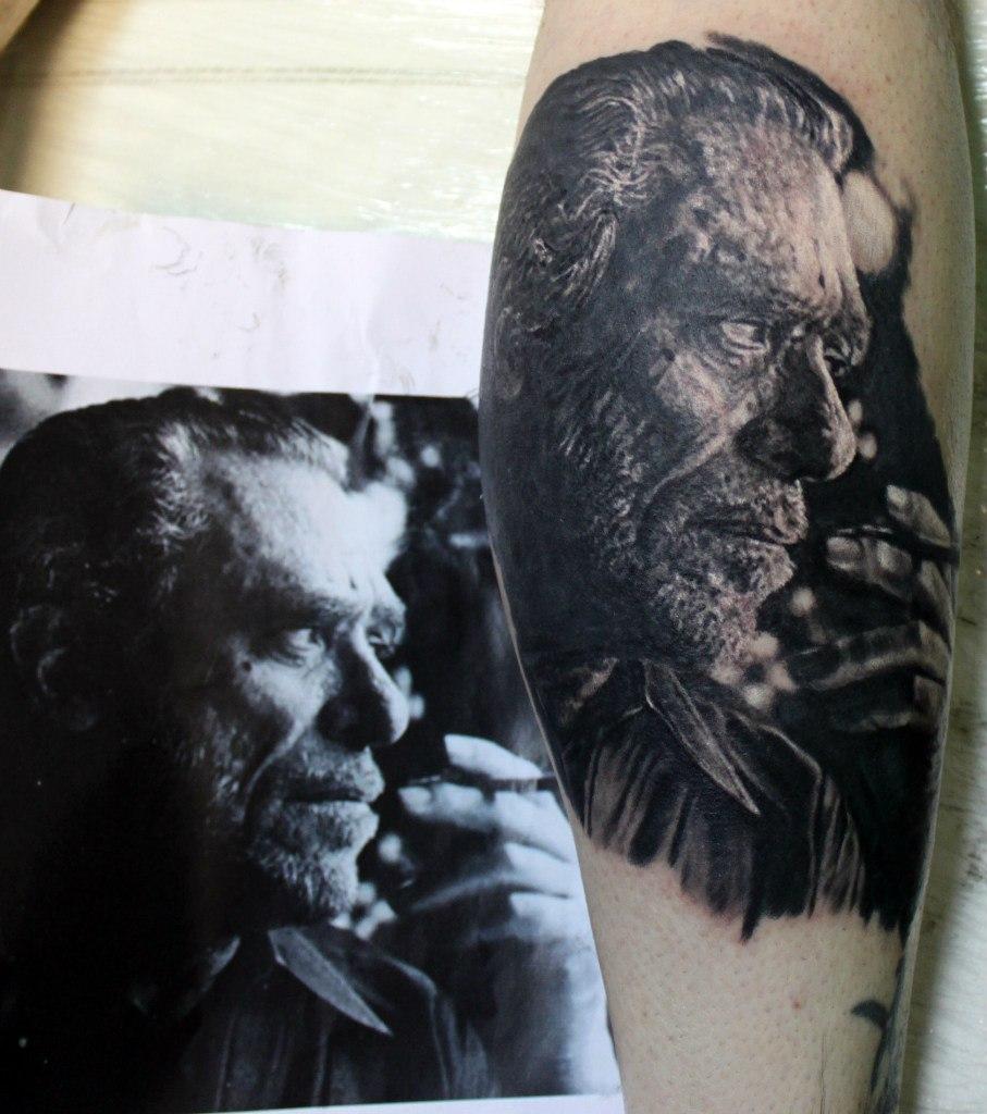 Фото татуировок в стиле реализм