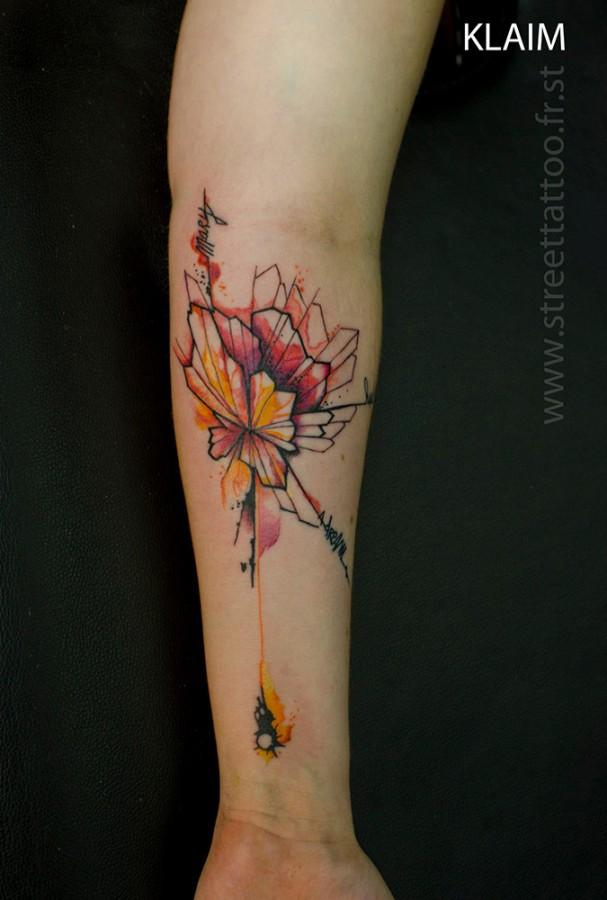 Стили татуировок. Все о направлениях и стилях тату на портале 94