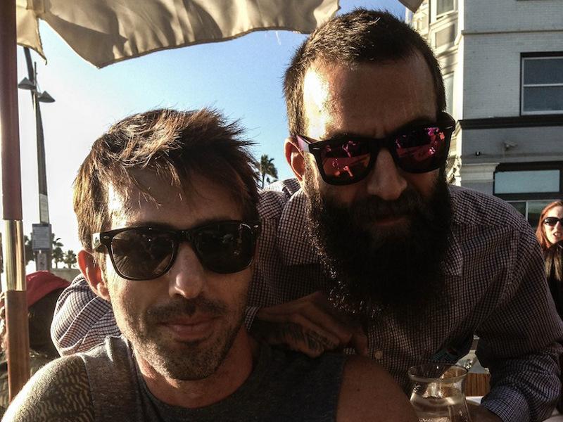 Люик и Зак в Лос-Анджелесе