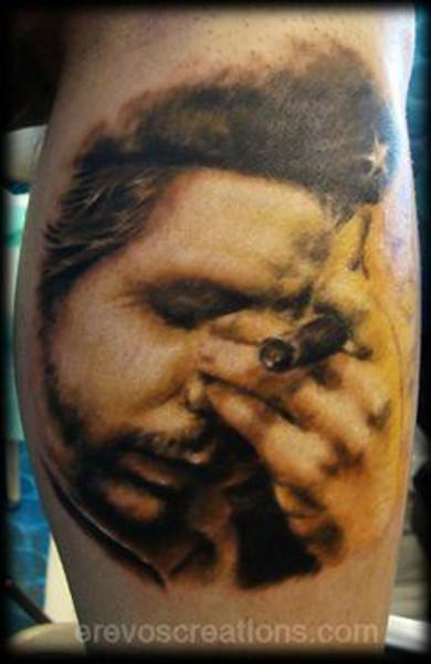 Татуировка Че Гевара