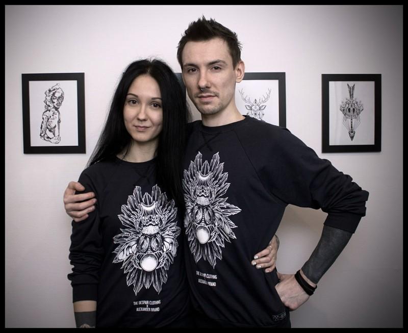 Александр и Юлия Бранд