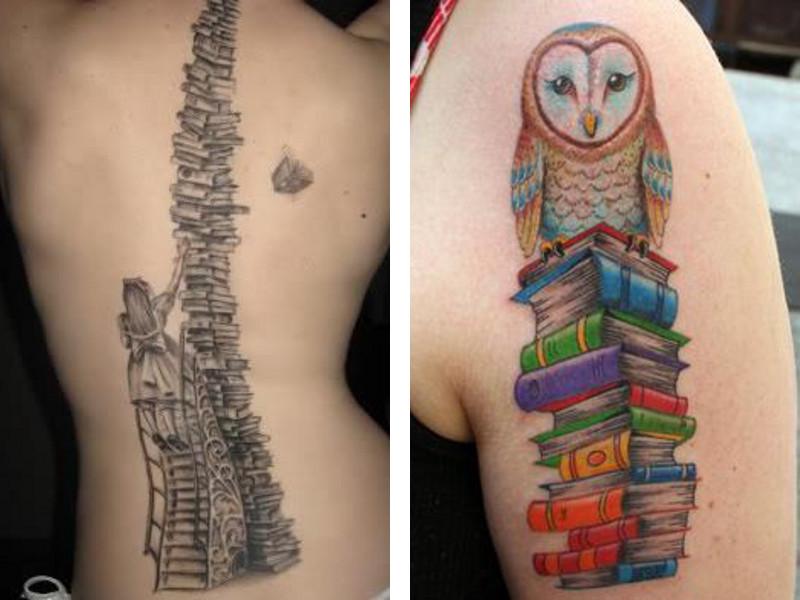 Скачать книгу каталог татуировок