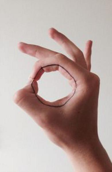 фото татуировка круг