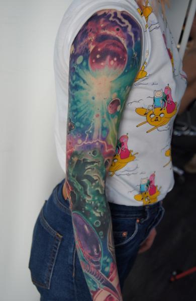Космический рукав