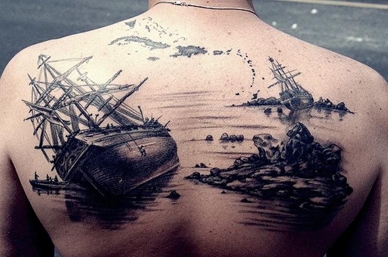 К чему снятся татуировки на своих руках