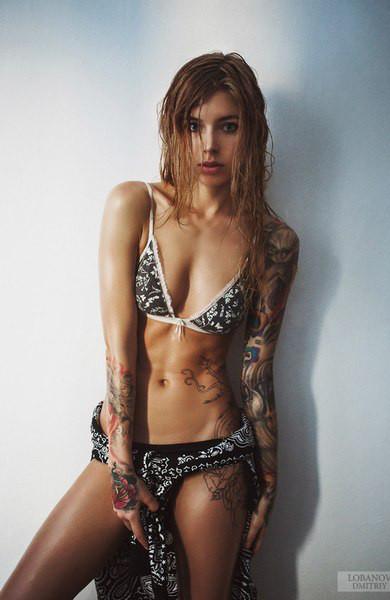 Красивые татуировки для девушек