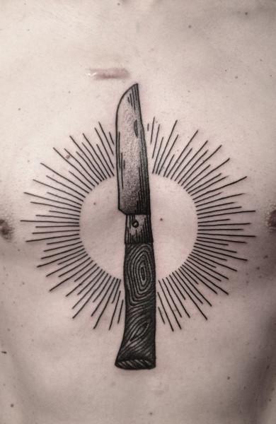 Татуировки  печальная мода  Православие и мир