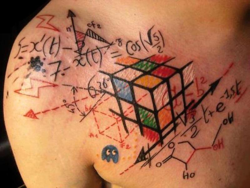 Как сделать с эскиз татуировки
