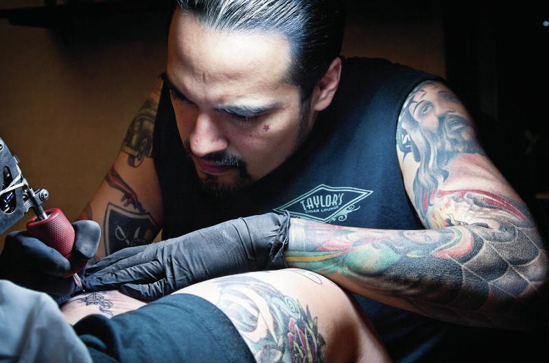 13 самых популярных символов в татуировке