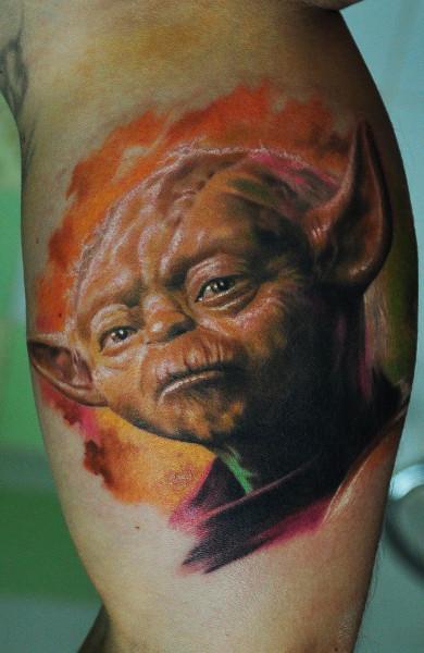 Татуировки по фильму