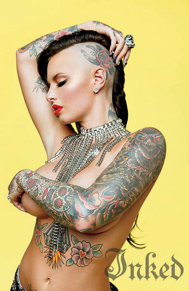 Кристи Мак Christy Mack