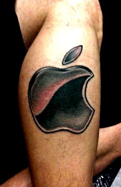 Татуировка apple