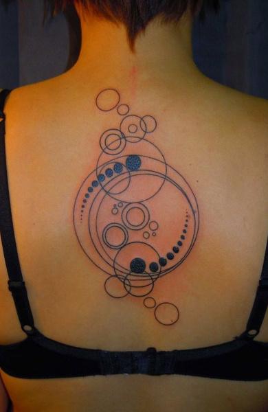 Татуировка круг