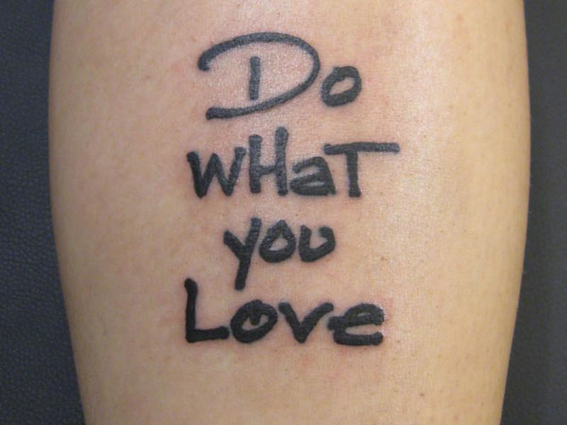 13 причин сделать татуировку