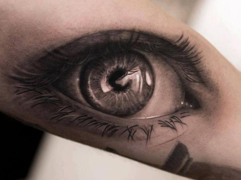 Татуировка глаз