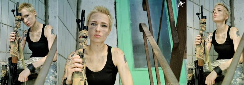 Лена Мельникова
