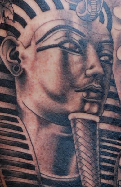 Татуировка сфинкс