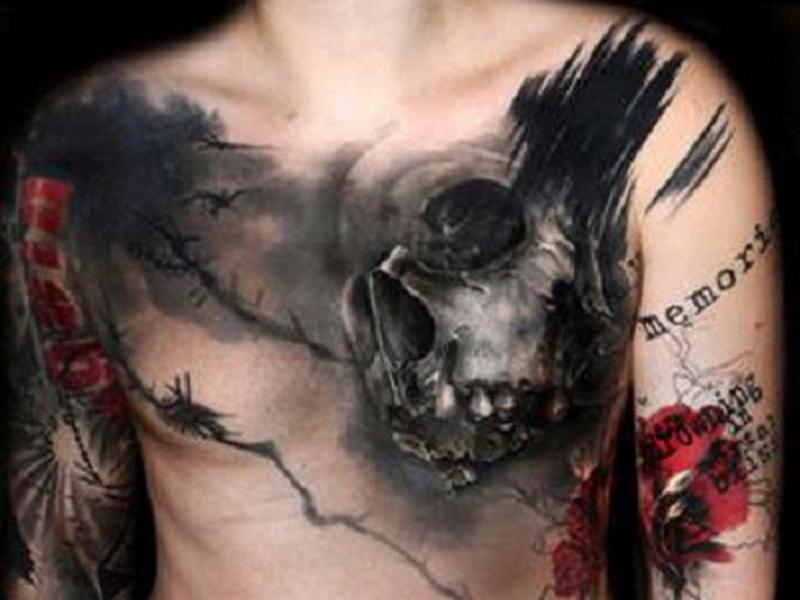 Необычные женские соски груди #1